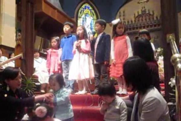 Kids Easter 2012-2
