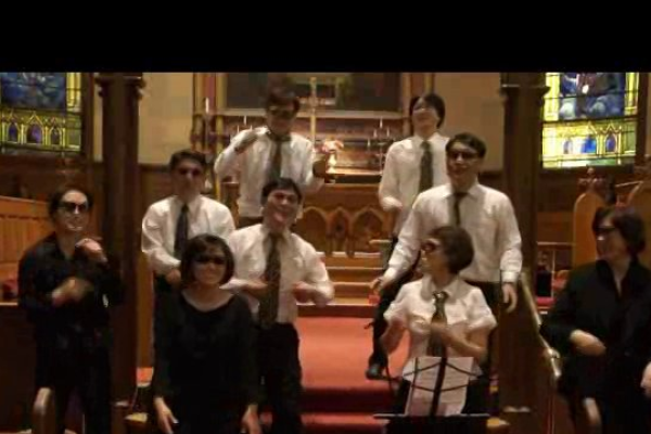 2012 Fall Sing Contest Group 3