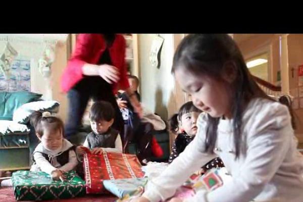 2012 Christmas Kids