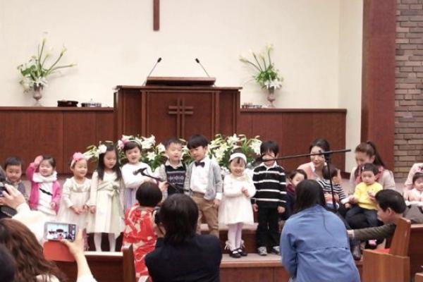 Easter Kids 2014